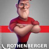Création de personnage pour Rothenberger