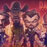 Caricature de Django Unchained
