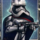 Caricature de Captain Phasma