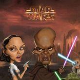 Caricature de Star Wars