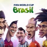 Caricature de Fifa World cup 2014