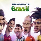 Caricature de Fifa World cup 2014