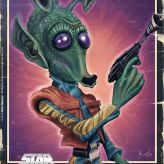 Caricature de Greedo