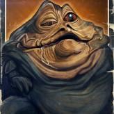 Caricature de Jabba The Hutt