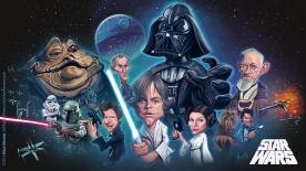 Fond d'écran Star Wars