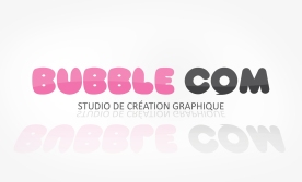 LOGO BUBBLE COM
