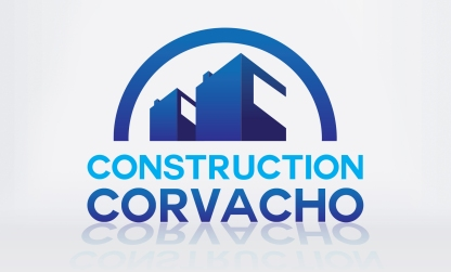 LOGO Constuction Corvacho
